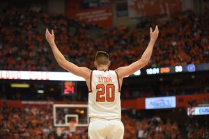 Tyler Lydon represents the sixth-straight first round pick out of Syracuse.